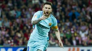 Messi Athletic Bilbao Barcelona LaLiga
