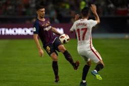 Lenglet Barcelona Sevilla Supercopa