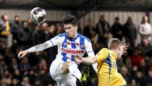 ODIN'59 - sc Heerenveen, KNVB Beker 12192018