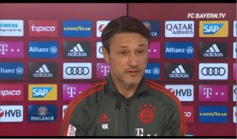 Niko Kovac Bayern James Zukunft