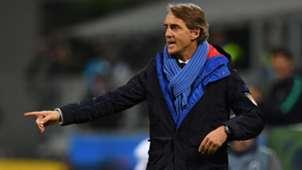 Roberto Mancini Italy Portugal