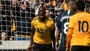 Willy Boly Wolves Manchester City