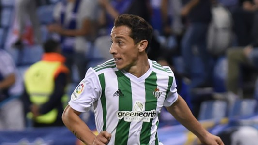 Andrés Guardado, Real Betis, 10302017