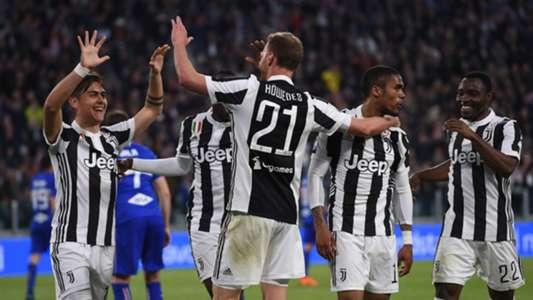Benedikt Howedes Juventus Sampdoria Serie A