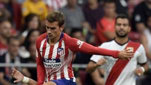 Antoine Griezmann Atletico Madrid Rayo Vallecano 25082018