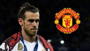 Gareth Bale Manchester United 2017-18