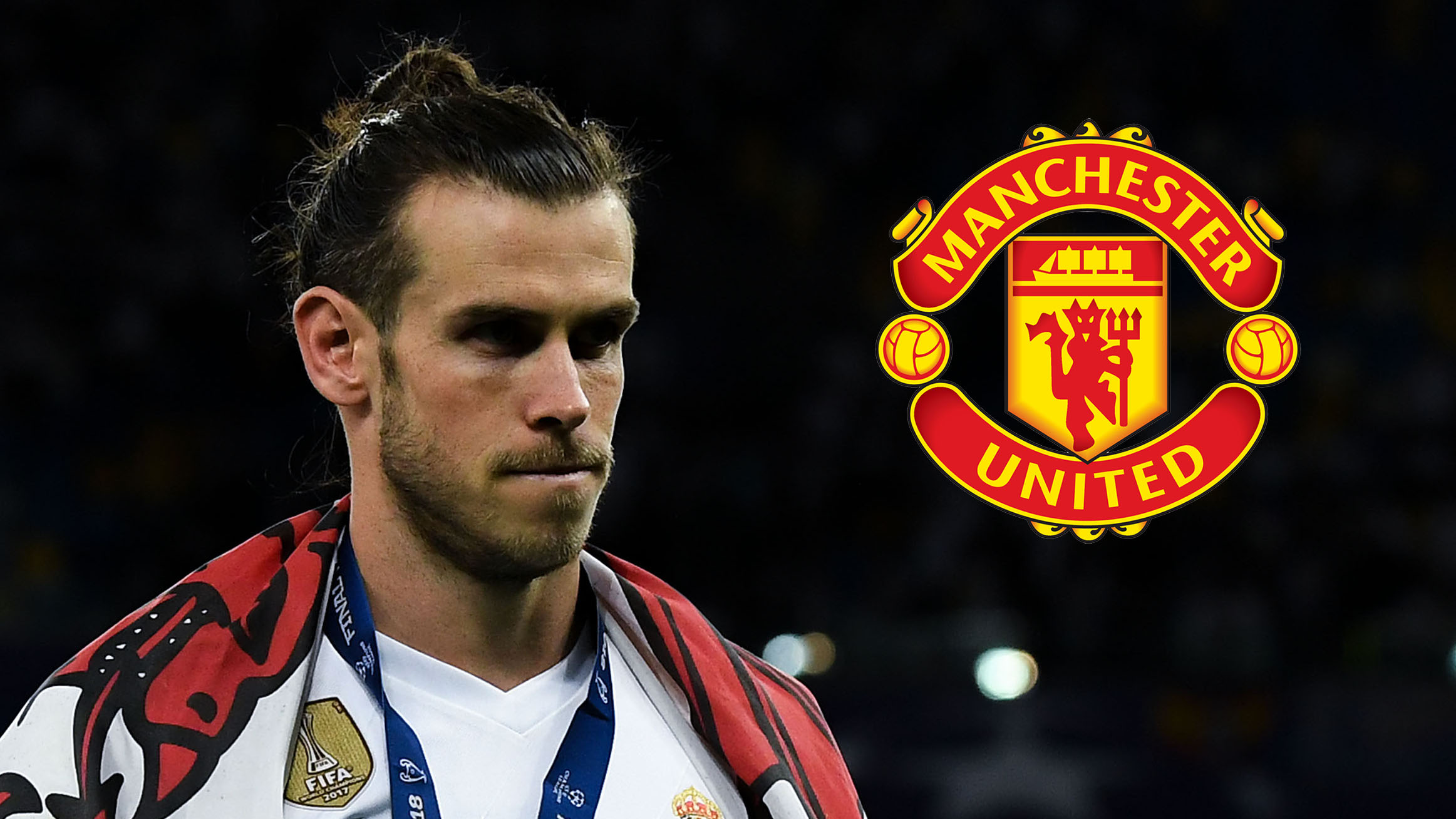 Image result for bale man utd