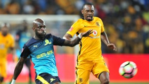 Sundowns, Anthony Laffor & Kaizer Chiefs, Bernard Parker