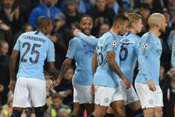 Man City Shakhtar
