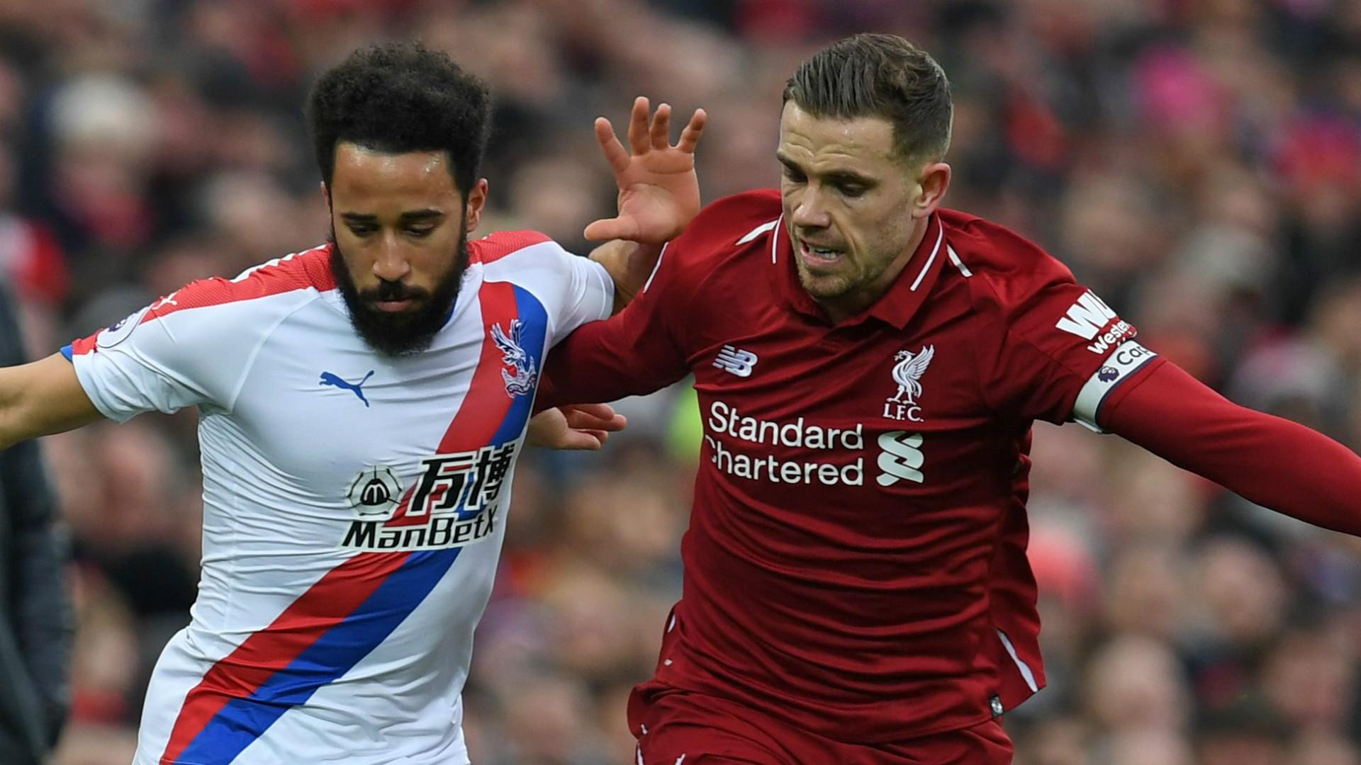 Jordan Henderson Liverpool 2018-19