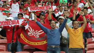 Indonesia Fans - AFF 2018