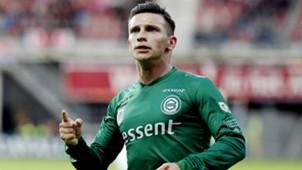 Bryan Linssen, FC Groningen, Eredivisie, 05202017