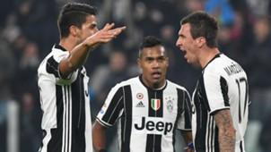 Khedira Mandzukic Juventus