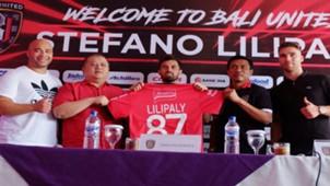 Stefano Lilipaly-Bali United