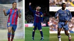 GFX Ronaldinho Messi Desailly