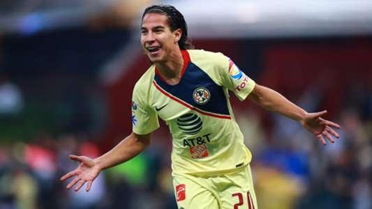 Diego Lainez Club America