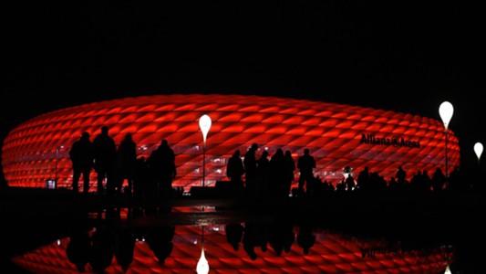 Allianz Arena 19102016