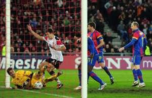 Basel vs Manchester united Uefa Champions league 2011