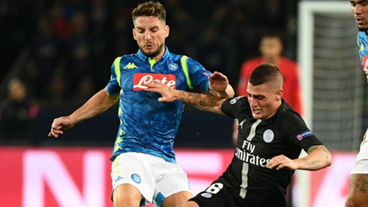 Napoli v Paris Saint-Germain Betting Tips  Latest odds 08e033ea9c21f