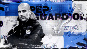 Pep Guardiola GFX