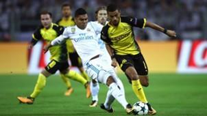 Casemiro Borussia Dortmund Real Madrid Champions League