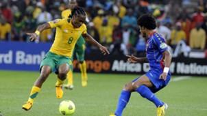 Siphiwe Tshabalala against Cape Verde Island