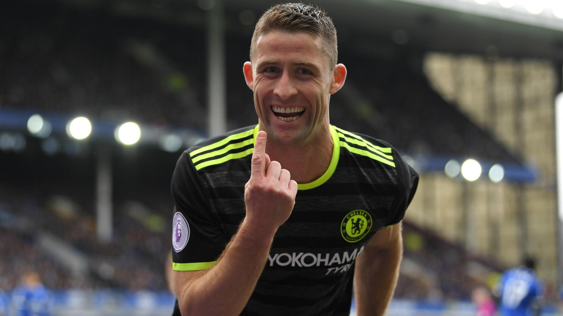 Gary Cahill Chelsea Premier League