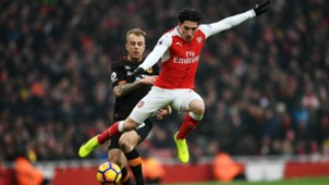 Hector Bellerin Arsenal Hull City 11022017