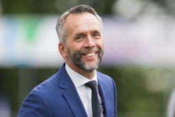 Adrie Poldervaart - soon to be manager of Excelsior