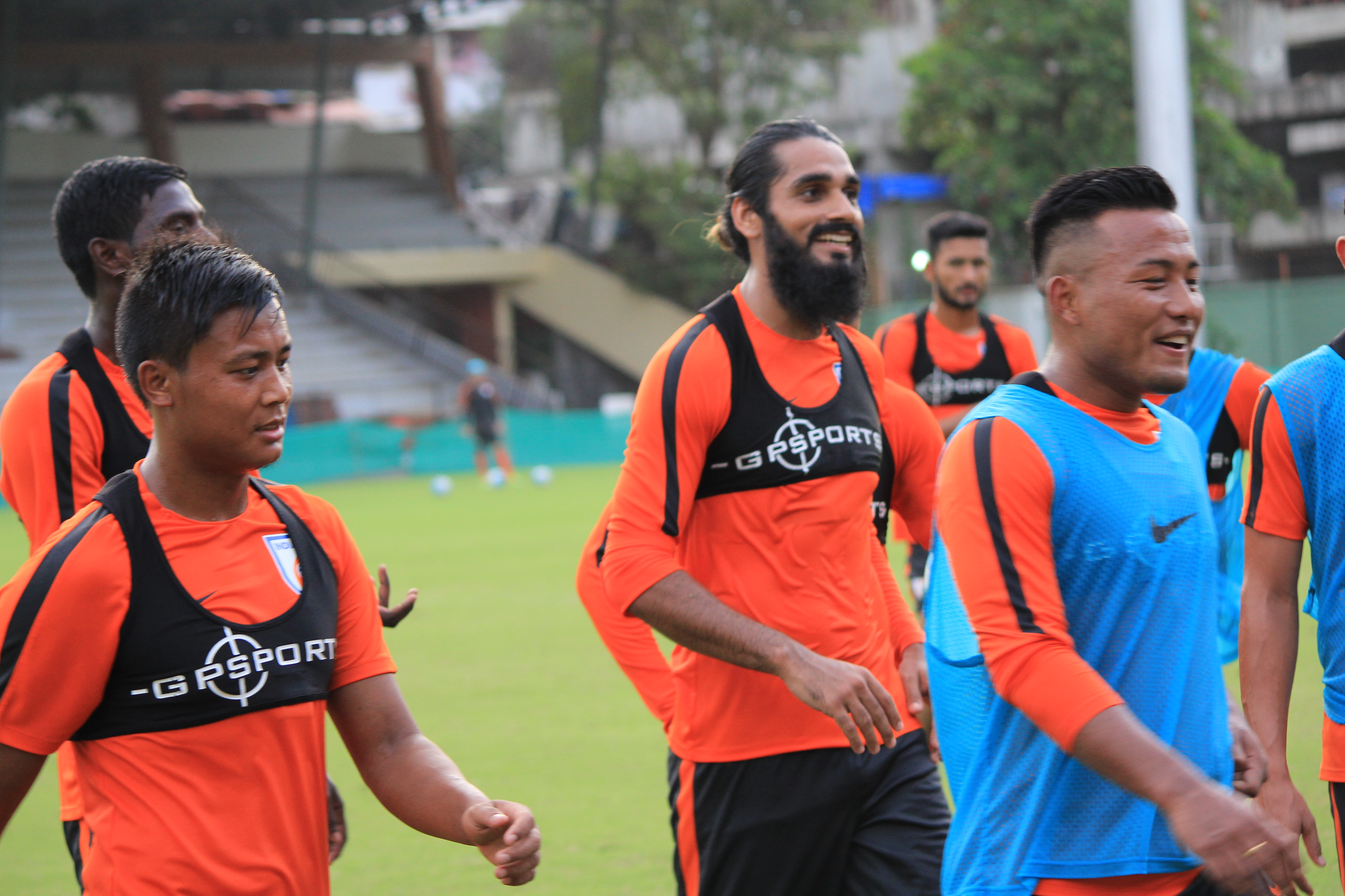 Constantine - 'Balwant Singh was superb for India'