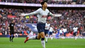 Heung-Min Son Tottenham Hotspur 02102019