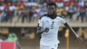 Thomas Partey of Ghana