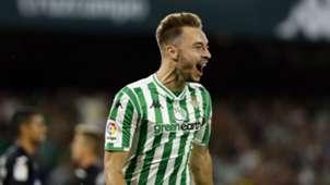 Loren Morón Real Betis 30092018