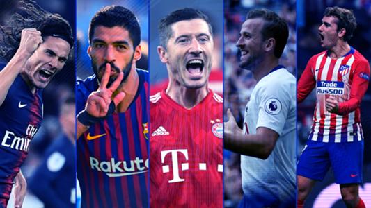 FIFA 19 STRIKERS