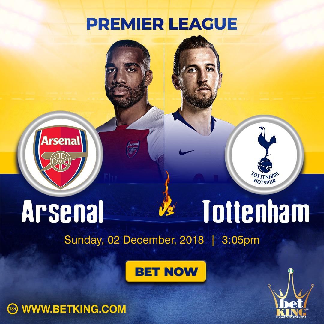 Betking Arsenal Spurs