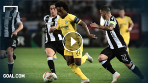 paok chelsea highlights