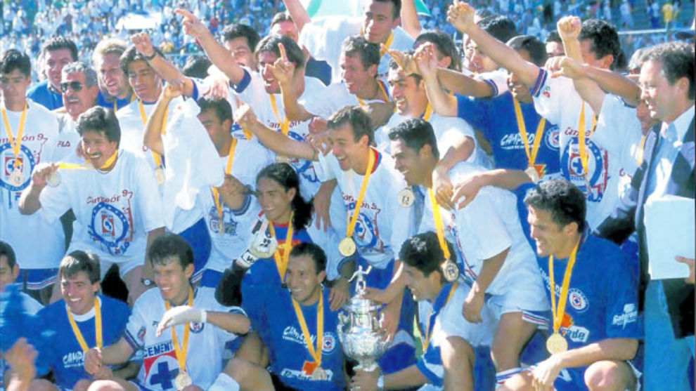 Cruz Azul campeonato