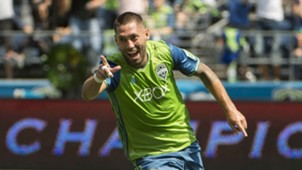 Clint Dempsey Seattle Sounders MLS