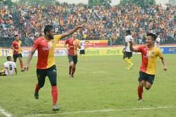 VP Suhair Brandon Vanlalremdika East Bengal CFL 2017