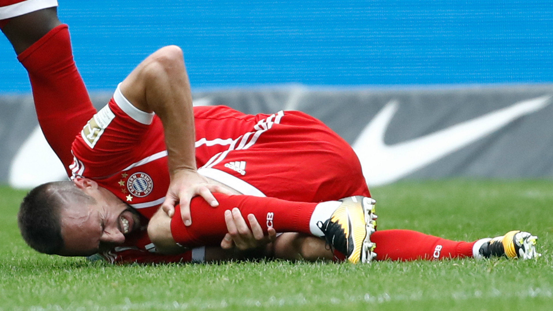 Infortunio Ribery, tegola Bayern Monaco: si teme lungo stop, i dettagli