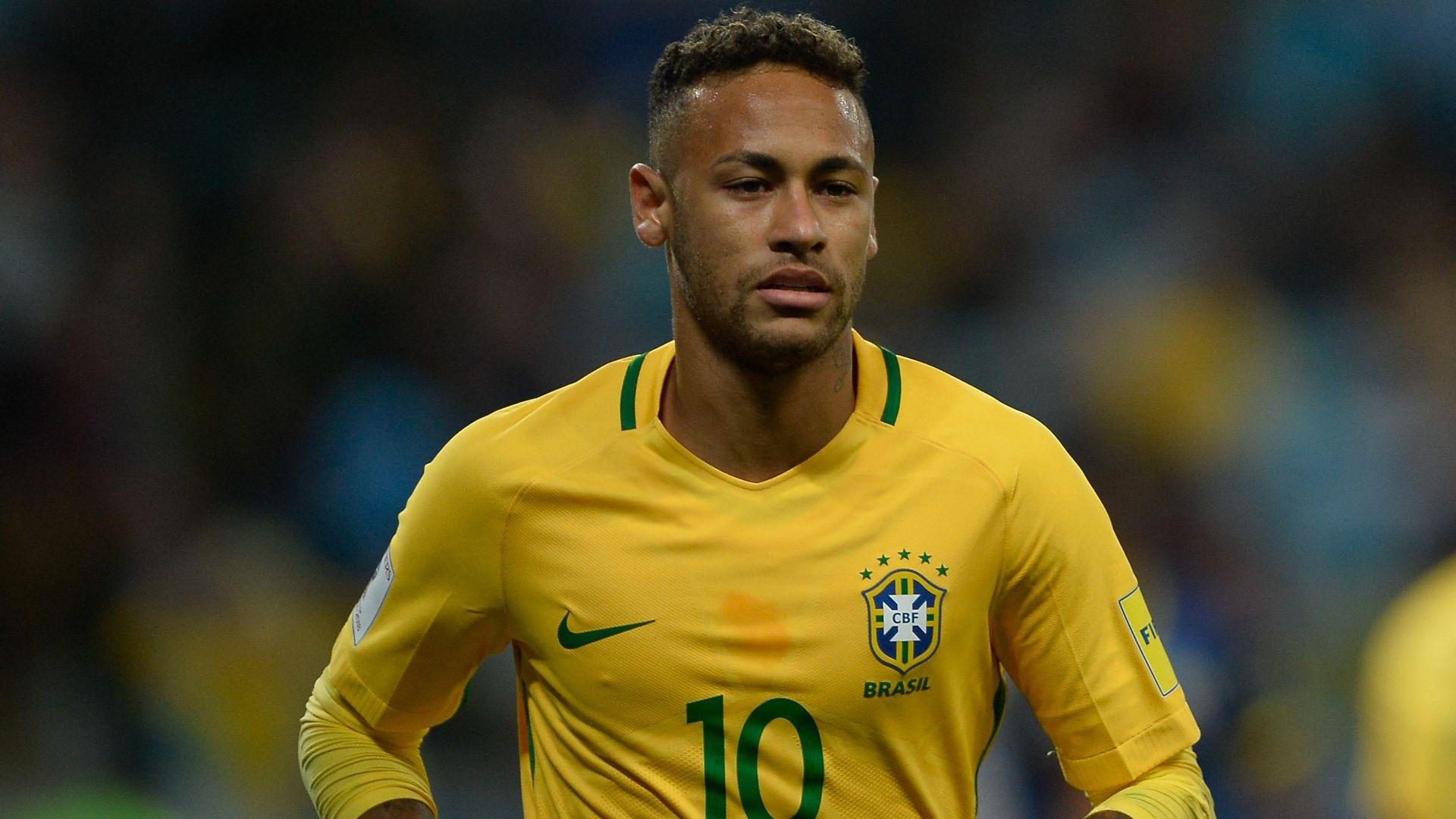Neymar Brazil Ecuador Eliminatorias 2018 31082017