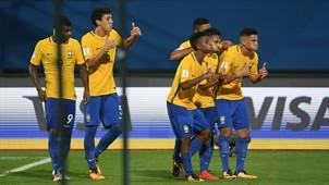 Brazil u17 Honduras U17