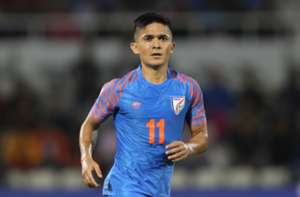 Sunil Chhetri India Bahrain Asian Cup 2019