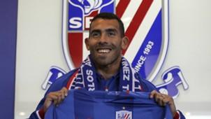 Carlos Tevez Shanghai Shenhua Chinese Super League 21012017