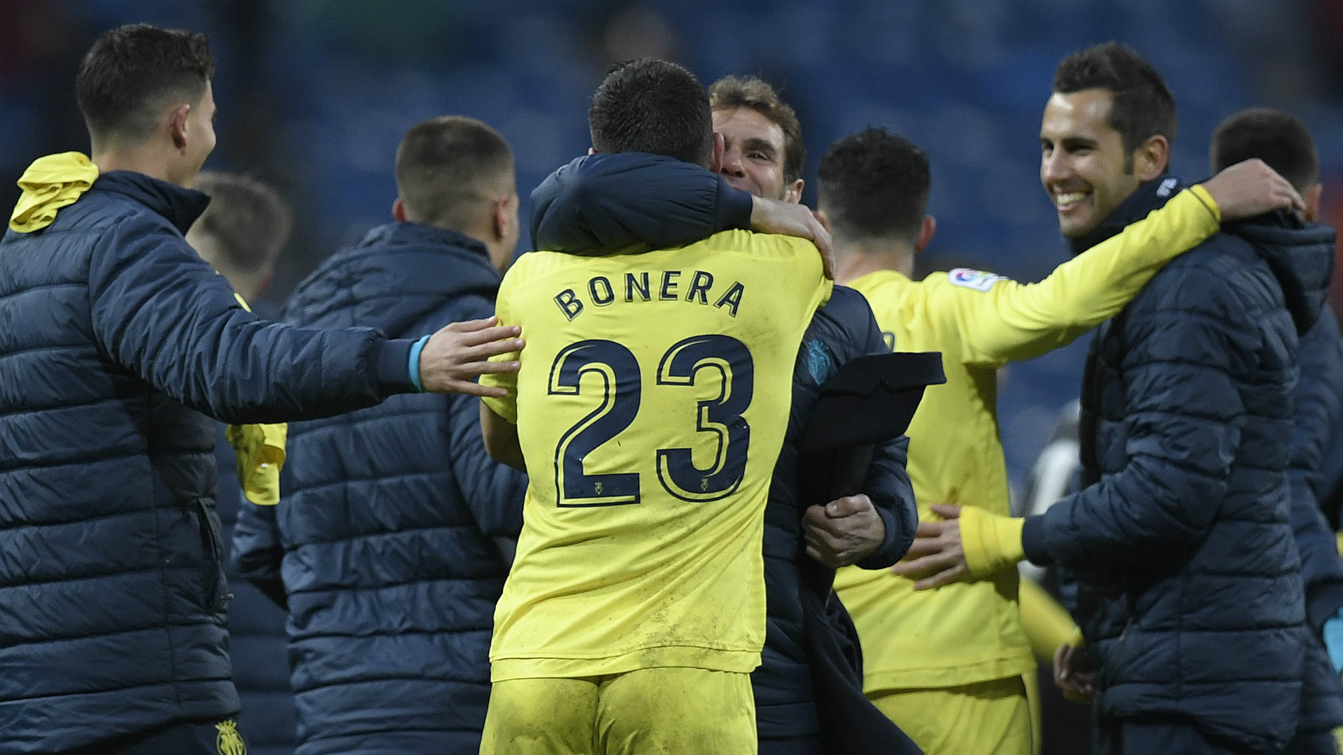 Daniele Bonera Real Madrid Villarreal Liga