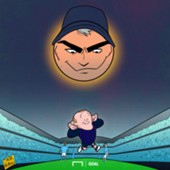 Cartoon Rooney