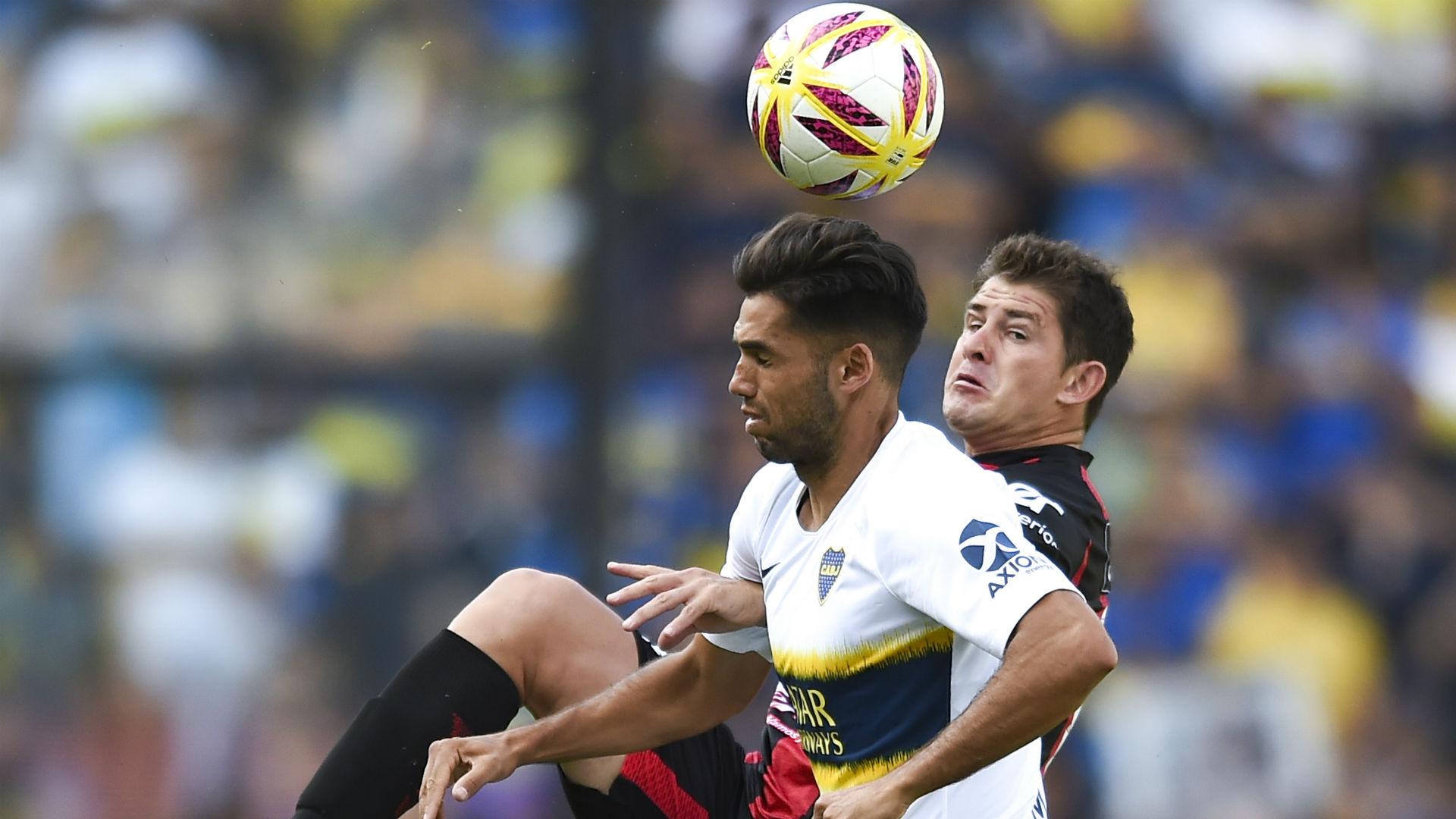 Emmanuel Mas Sperduti Boca Patronato Superliga 17112018
