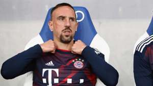 Franck Ribery Munich Hoffenheim 090917