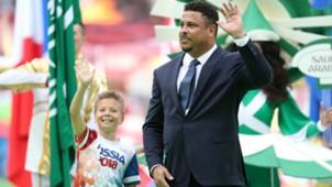 Ronaldo World Cup Opening Ceremony