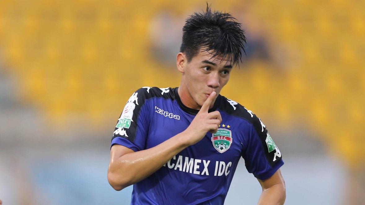 B.Bình Dương Sài Gòn FC Vòng 10 V.League 2018